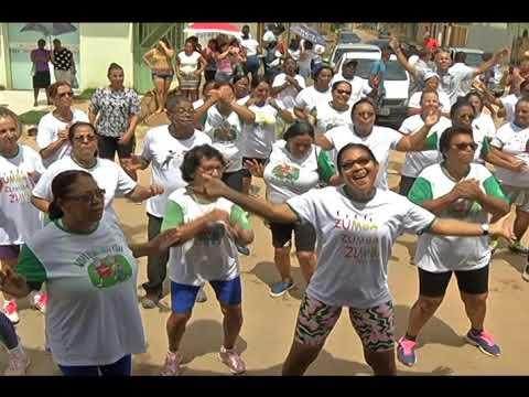 BELO ORIENTE: Distrito de Cachoeira Escura recebe Caravana nos Trilhos da Alegria