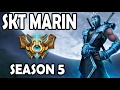 SKT T1 MaRin Shen vs Ryze TOP Ranked Challenger Korea