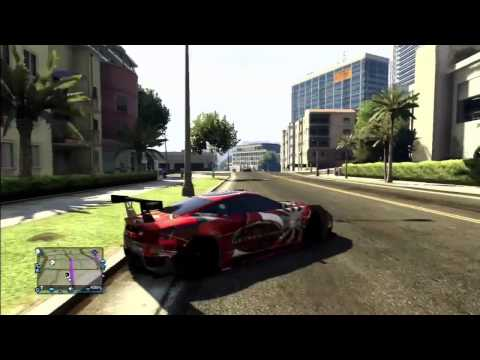 [GTA V/1.20] Drift Mod, Spider & Monster Car + Dowload