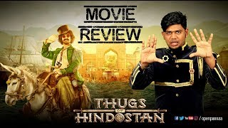 Thugs of Hindostan movie review by Vj Abishek | Aamir Khan | Amitabh Bachan | Open Pannaa