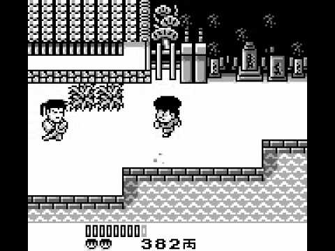Ganbare Goemon Puzzle Super Nintendo