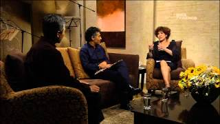 Conversando con Cristina Pacheco - Miguel Ángel y Fernando Villanueva