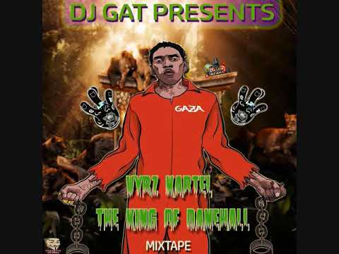 VYBZ KARTEL THE KING OF DANCEHALL [CLEAN MIX] SEPTEMBER 2017 NEW TUNE 1876899-5643