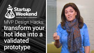 MVP Design Hacks: transform your hot idea into a validated prototype