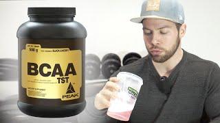 Peak BCAA TST im Review