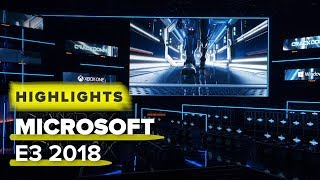 Microsoft E3 2018 highlights - dooclip.me