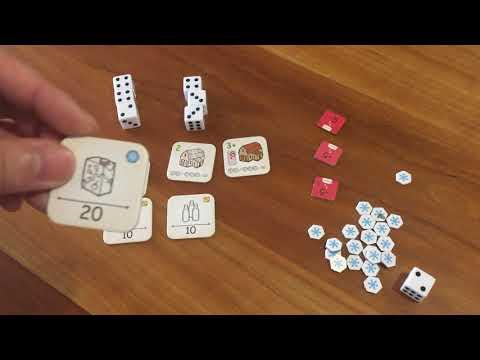 Board Game Reviews Ep #17: DAIRYMAN