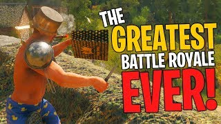The Greatest Battle Royale EVER! - Cuisine Royale Funny Moments