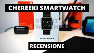 Chereeki Smartwatch | Recensione