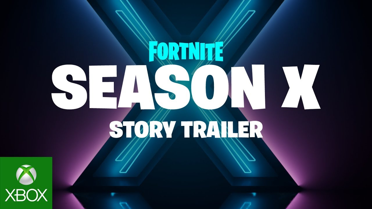 Video For Fortnite Season X – Out of Time Available Today on Xbox One