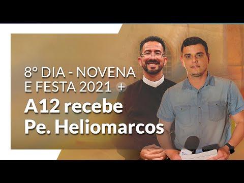 Novena e Festa da Padroeira 2021: 8º dia de Live A12