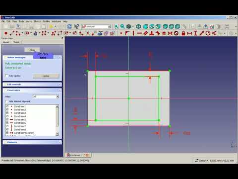FreeCAD Tutorial 4 - Export High Resolution 3D Models