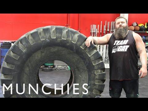 The 20,000 Calorie Strongman Diet: FUEL