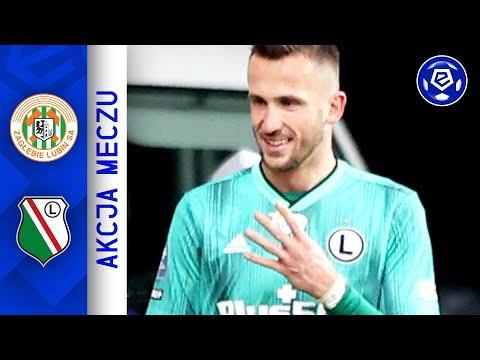 Wideo: Zagłębie - Legia | Ekstraklasa 2020/21 | 22. Kolejka