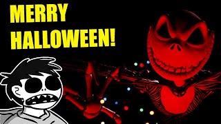 Steve Reviews: The Nightmare Before Christmas