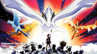 Pokemon 2000 *The Power of One* NEW Cover (Tribute to Donna Summer)
