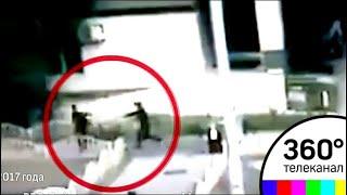 Резня в Сургуте: появилось видео ликвидации нападавшего на людей в Сургуте