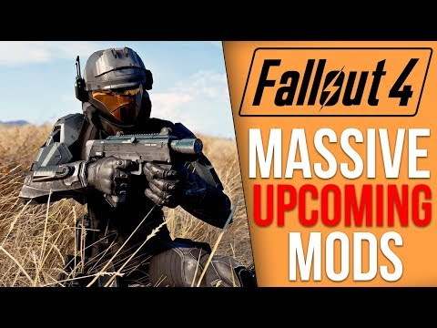 The Largest and Most Interesting Mods Coming to Fallout 4 - Upcoming Mods 200