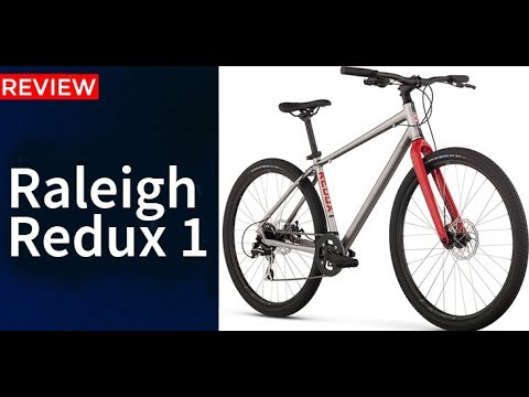 Raleigh Redux 1 Urban Assault Bike Review