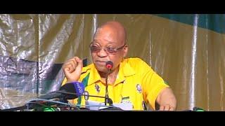 Jacob Zuma Speaks the TRUTH in KZN