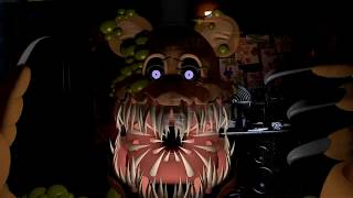 TWISTED FREDDY JUMPSCARE IN FNAF