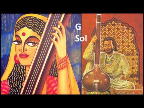 Tanpura Drone In G One Hour Meditation PA-sa-sa-SA (bordone In SOL) Mp3