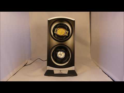 Time Tutelary Bi-Directional Designer Automatic Watch Winder No.015