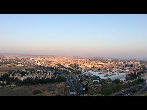 GRANADA | GENIL | Vistas aéreas de Granada Sur/Este desde Calle Valle de Zalabi.