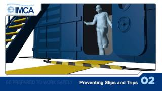 Preventing Trips and Slips