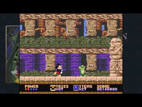 Castle of Illusion Starring Mickey Mouse [Genesis Ver. (PS3)]