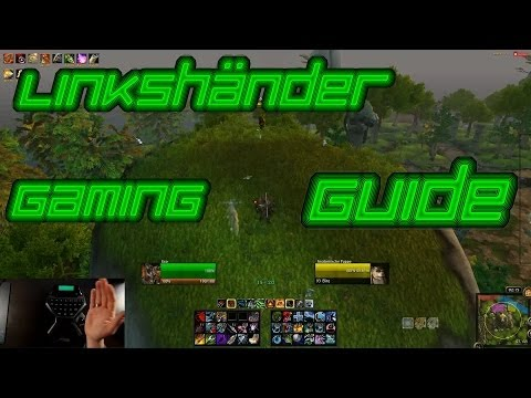 Linkshänder Gaming Guide | Left-Handed Gaming Guide