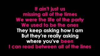 Think Of You Duet Karaoke Chris Young  With Cassadee Pope