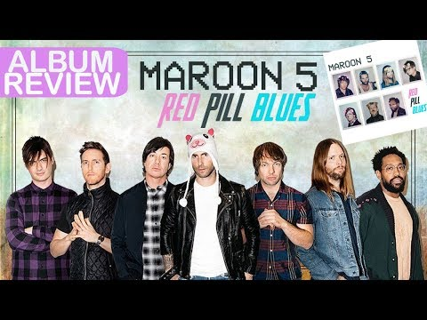 Album Review || Maroon 5 – Red Pill Blues
