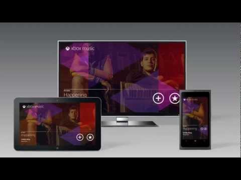 'Xbox Music' Brings Subscription Music Streaming To Your Xbox 360