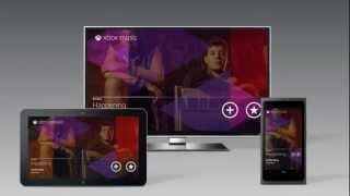 Xbox Music E3 Trailer