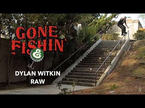 Image for video Dylan Witkin, Gone Fishin Raw - TransWorld SKATEboarding
