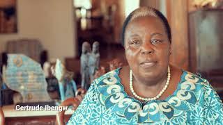 Dr. Gertrude Ibengwe Mongella