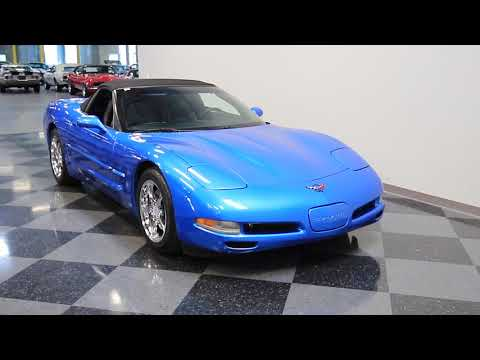 Video of '98 Corvette - M7Y6