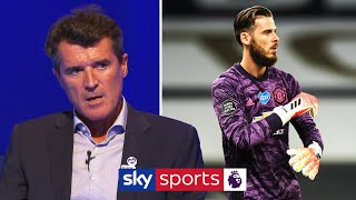 """""""I am sick to death of this goalkeeper!""""   Roy Keane gives honest opinion on 'overrated' De Gea!"""