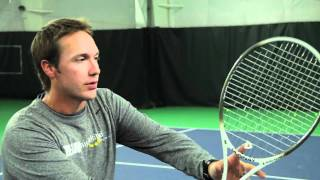 How To Hit A Backhand Volley (1-Handed)