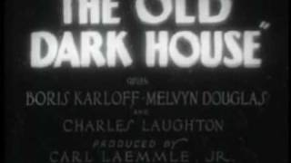 The Old Dark House (1932) Video