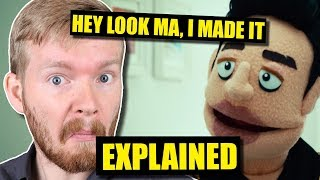 """""""Hey Look Ma, I Made It"""" Has a Puppet Doing...Drugs? 