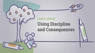 Using Discipline And Consequences