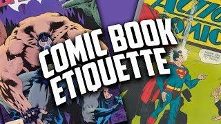 Comic Con Etiquette!