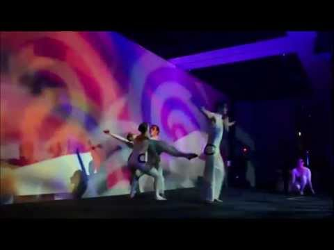 Acrobat Troupe Video