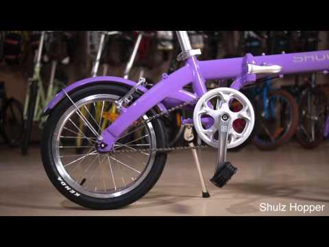 Смотреть видео Велосипед Shulz Hopper (2019)