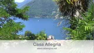 preview picture of video 'Casa Allegria   Lago Maggiore'