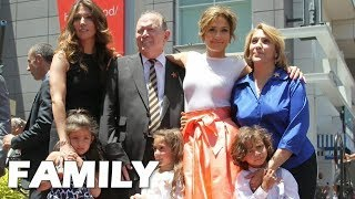 Jennifer Lopez Family Pictures || Father, Mother, Sister, Ex spouses, Son, Daughter !!!