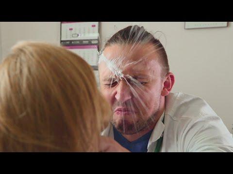 Maska do włosów z soku z cebuli z opinii spadającymi