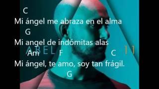 Abel pintos- Mi Angel (ACORDES Y LETRA)